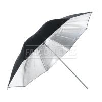 Falcon Eyes UR-48S серебряный зонт-отражатель 90 см