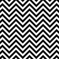 Ella Bella FADELESS CHEVRON BLK/WHT (57715 ) фон бумажный шеврон зебра 120х300 см