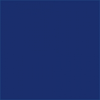 Superior 5048 DEEP BLUE фон пластиковый 1,0х1,3 м матовый цвет насыщенный синий