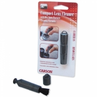 Carson CS-20 компактный карандаш-брелок  для чистки оптики 12 мм