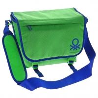 Benetton messenger L сумка для фототехники зеленая