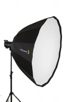 Fotokvant DKS D190 Deep cover softbox глубокий софтбокс 190 см 16 спиц