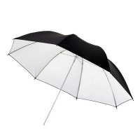 Smartum Black and White umbrella Pro фотозонт 70 см