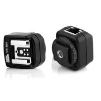 Pixel VS-801 адаптер для TTL синхрокабеля для вспышек Canon