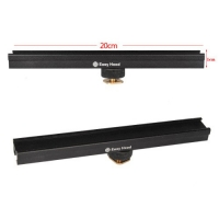 Fotokvant NVF-8049 кронштейн EasyHood 20 см под холодный башмак камеры