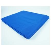 Fotokvant BG-3060 Blue фон тканевый хромакей 3х6 м синий