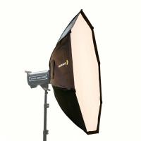Fotokvant SBR-120BW быстрораскладной октобокс 120 см с адаптером Bowens