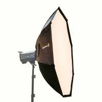 Fotokvant SBR-150BW быстрораскладной октобокс 150 см с адаптером Bowens