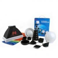 Falcon Eyes FGA-K7 комплект насадок для накамерных вспышек