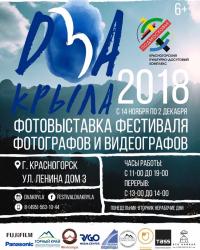 Выставка атмосферного фестиваля