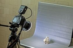 Светоотражающий фотофон