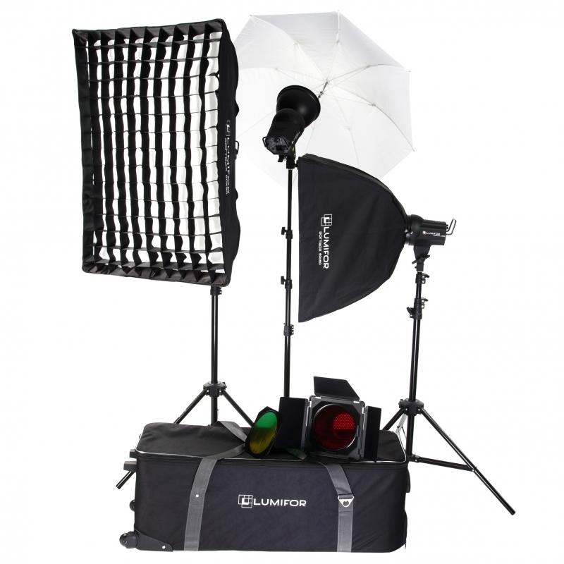 Светооборудование для фотостудии