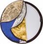 Falcon Eyes CRK7-42 отражатель 7 в 1 на пружине круглый, 107 см