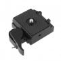 Fotokvant NVF-6572 быстросъемный адаптер для крепления камеры к штативу
