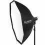 Lumifor LO-120 ULTRA октобокс 120 см с адаптером Bowens
