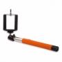 Rekam Беспроводной монопод для селфи SelfiPod S-550R (оранжевый, со встроенной кнопкой)