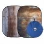 Lastolite LB5712 Corrugated/Metal фотофон складной Urban 150х210