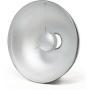 Bowens BW-1901 Beauty Dish серебряный софтрефлектор 53,5 см
