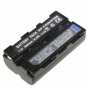 FST NP-F550 аккумулятор для светодиодного накамерного осветителя