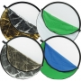 "MingXing 7 in 1 Reflector (SS/G/S/W/T/B/G) отражатель 107 см (42"")"