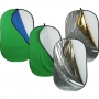 MingXing 7 in 1 Reflector (SS/G/S/W/T/B/G) отражатель 100x150 см