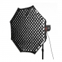 Mingxing Grid Softbox Without Mask октобокс жаропрочный с сотами 120 см