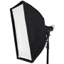 Mingxing Front diffuser softbox  софтбокс жаропрочный 90x90 см