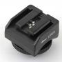 Fotokvant NVF-6823 MK-SH21 Auto-lock Flash горячий башмак конвертер для Sony A3000/A58 NEX-6 RX100M2