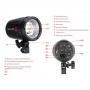 Jinbei D200 KIT 2 комплект импульсного освещения
