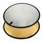 Aurora LD 100 S/G Lite Disc отражатель 100 см золото-серебро