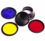 Grifon MFA-HC сотовая насадка с тремя цветными фильтрами