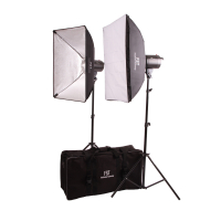 FST F-200 Softbox Kit комплект импульсного света