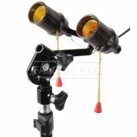 Falcon Eyes LH-27SU-H02 патрон для двух ламп и зонта