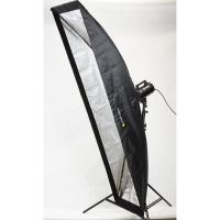 Fotokvant SB-60200BW стрипбокс 60х200 см с адаптером Bowens