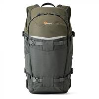 Lowepro Flipside Trek BP 350 AW рюкзак серый/темно-зеленый