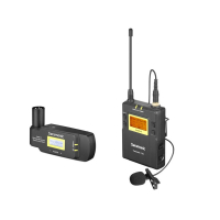 Saramonic UwMic9 TX9+RX-XLR9 радиопетличка с 1 передатчиком и 1 приемником