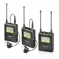 Saramonic UwMic9 TX9+TX9+RX9 радиопетличка с 2 передатчиками и 1 приемником