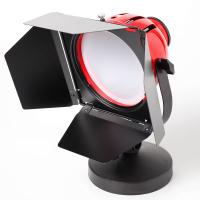 Fotokvant LED-80B RED студийный светодиодный осветитель 80 Вт со шторками