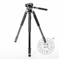 QZSD Q680A профессиональный видеоштатив с максимальной высотой 190 см
