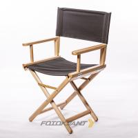 Fotokvant АСь-3 Natural стул режиссера низкий