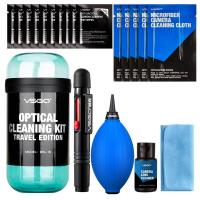 VSGO DKL-15 Blue набор путешественника для чистки оптики цвет-синий