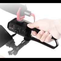 Lensgo D1L аудиоадаптер для смартфонов фото и видеокамер