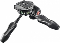 Manfrotto MH293D3-Q2 Foldable 3-Way Head штативная голова для штативов Manfrotto серии 290