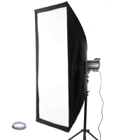 Fotokvant SBE-30160EL стрипбокс 30х160 см серии Evenly с адаптером Elinchrom