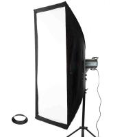 Fotokvant SBE-30160HE стрипбокс 30х160 см серии Evenly с адаптером Hensel