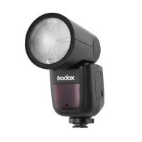 Godox Ving V1N TTL вспышка накамерная с круглой головкой для Nikon