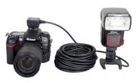 Phottix SC-28 (38322) кабель дистанционного управления для TTL вспышки Nikon, 10 м