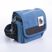 Fotokvant BBN-02 Blue сумка для фотоаппарата голубая