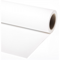 Vibrantone VBRT2201 White 01 фон бумажный 2,1x11м цвет белый