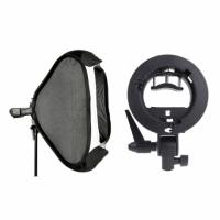 Grifon SFUV-6060 софтбокс для накамерных фотовспышек 60х60 см